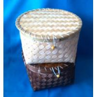China 2016 Hot sale Bamboo Small Basket, gift packing basket, bamboo storage basket, bamboo food basket on sale