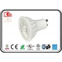 Best commercial AC230V GU10 Indoor LED Spotlight 3000K 80Ra , 6 W ceiling led spotlights wholesale