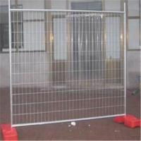 Best Galvanized steel tubular temporary pipe fence wholesale