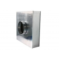 Best Cleanroom Terminal HEPA Filter Housing Cassette H13/ H13 HEPA Filter Boxes wholesale