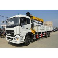 Best 10 ton lifting Truck mounted crane, crane truck wholesale