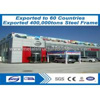 Best Light Steel Frame Structure Formed Prefabricated Steel Buildings Trusses wholesale