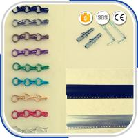 China 2.0 mm Double Hook Chains Screen Door & Window Curtain on sale
