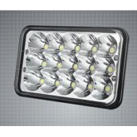 China High bright 5 Inch 45W Rectangle LED Driving Light Epistar LED on sale