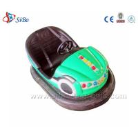 Best Sibo Electronic Green Colour Wholesale Bumps Car Games Amusement Park wholesale