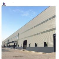 China F actory price of Easy Installation Metal Buildings Prefabricated Warehouse on sale