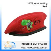 China High quality beret cotton women hats and caps on sale