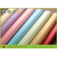 Best Solid Printing Logo Printed Tissue Paper , 21gsm Craft Wrapping Paper wholesale