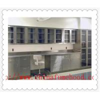 Cheap 1.2mm Work Top Science Lab Furniture Tables Stainless Steel Lab Furniture for sale