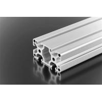 Best Industrial Aluminium Alloy Profile , Silver Aluminium Window Frame Profiles wholesale