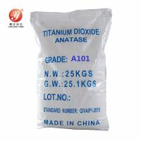 Best Chemical Material Anatase Titanium Dioxide White Pigments A101 Industry Grade wholesale