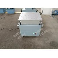 Buy cheap Mechanical Vibration Shaker Table For Carton Packaging Vibration Testing from wholesalers