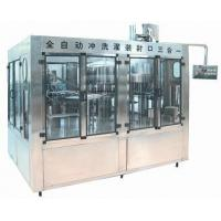 Best High Efficiency Pure Water Filling Machine For Plastic Bottle 1.5KW - 4.5KW Power wholesale