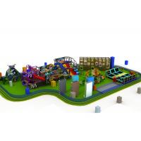 Best Customized Childrens Indoor Play Equipment With Stainless Steel 304 And Galvanized Material wholesale