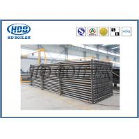 Best H Fin Water Tube Hrsg Economizer / Economiser Coils For Heat Recovery Boilers wholesale