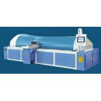 Buy cheap KD988C Intelligent Sectional Warping Machine preparatory to weaving lines of wool textile product