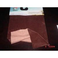 China Double Face velour Fabric on sale