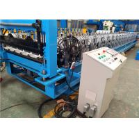 Best Custom Automatic Roof Panel Roll Forming Machine For Sheet Metal Roofing wholesale