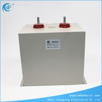Factory Offer High Quality Metal Case DC High Voltage Pulse Capacitor