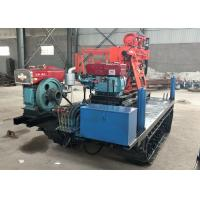 Best Diesel Soil Investigation Machine For SPT Sample Collection New Condition wholesale