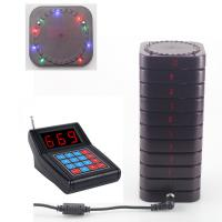 Best New arrival light flashing wireless guest pager system wholesale