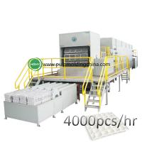 China HGHY egg tray molding machine paper pulp moulding egg tray machine on sale