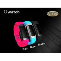 China New Hot U Smart Watch Bluetooth Waterproof Pedometer Anti-lost on sale