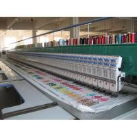 Best SUPER MULTI-HEAD (90HEADS) COMPUTERIZED EMBROIDERY MACHINE wholesale