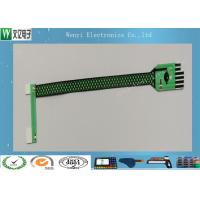 Best EMI Shield Printed Double Layer PET Flex  Circuit Combine with Rigid PCB Board 2.54mm Pitch wholesale