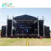 Best OEM Safety Strength Aluminium Roof Truss For Party wholesale