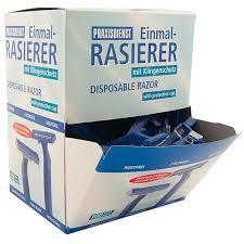 Medical use single blade disposable razor Twin blade disposable razor (KS-208 & KS-108)
