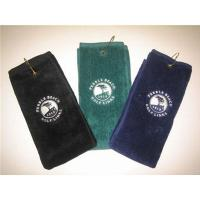 Best Alibaba wholesale sports golf gym gift towels with metal hook and grommet wholesale