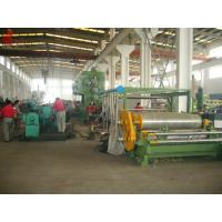 Wrapping Film PVC Calender Machine Low Noise with cold hard cast iron rollers