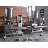 Best Supplier of Pneumatic cream filling machines wholesale