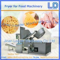 Best China Manufacturer Automatic Fryer food machines wholesale