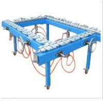 China Stretching Machine - Pneumatic Mesh Stretching Machine on sale