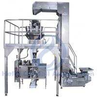 China 1kg Dry Fruit Packing Machine / Small Tea Bag Packing Machine With Multi Head Weigher on sale