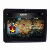 China 7-inch Tablet PC with Android 4.1 OS, Cortex A9 Dual-core CPU + Quad-core GPU on sale