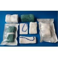 China surgical sterile or non-sterile pre-washed lap sponges on sale