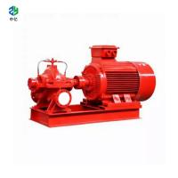 China Mobile Single Stage Horizontal Fire Fighting Equipment Water Pump for Park on sale