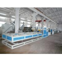 China PVC Pipe Belling Machine Plastic Auxiliary Equipment , PE PP Pipe Socketing Machine on sale