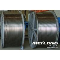 China High Hardness S31803 Precision Coil Tubing Duplex Stainless Steel on sale