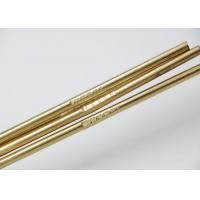Cheap Low Melting Point Brass Brazing Rod Copper Solder Brazing Bar 10 - 30g Weight for sale