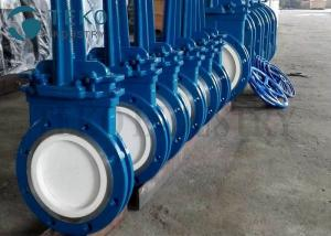 Best Air Operated Ceramic Knife Gate Valve For Fly Ash Slurry wholesale