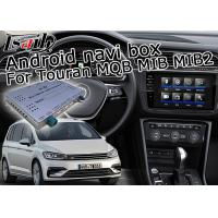 Buy cheap 8 / 9.2 Inches GPS Navigation Box Waze Yandex For Lsailt Volkswagen Touran from wholesalers