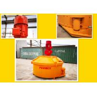Best Counter-flowing Current Planetary Concrete Mixer High Homogenization Of Mixing wholesale
