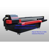 Best Ricoh GEN5 Print Head digital uv flatbed printer For Building & Decoration wholesale