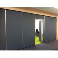 China Movable Folding Acoustic Room Dividers For Banquet Hall Decorative on sale
