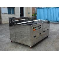 Best Multi Tank Industrial Ultrasonic Cleaner For Car / Motor / Truck Wash Rinse Dry Ultrasonic Parts Cleaner wholesale