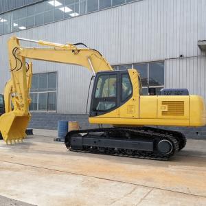 Best 22 Ton Earth Excavation Equipments , Crawler Hydraulic Excavator LG6240E wholesale